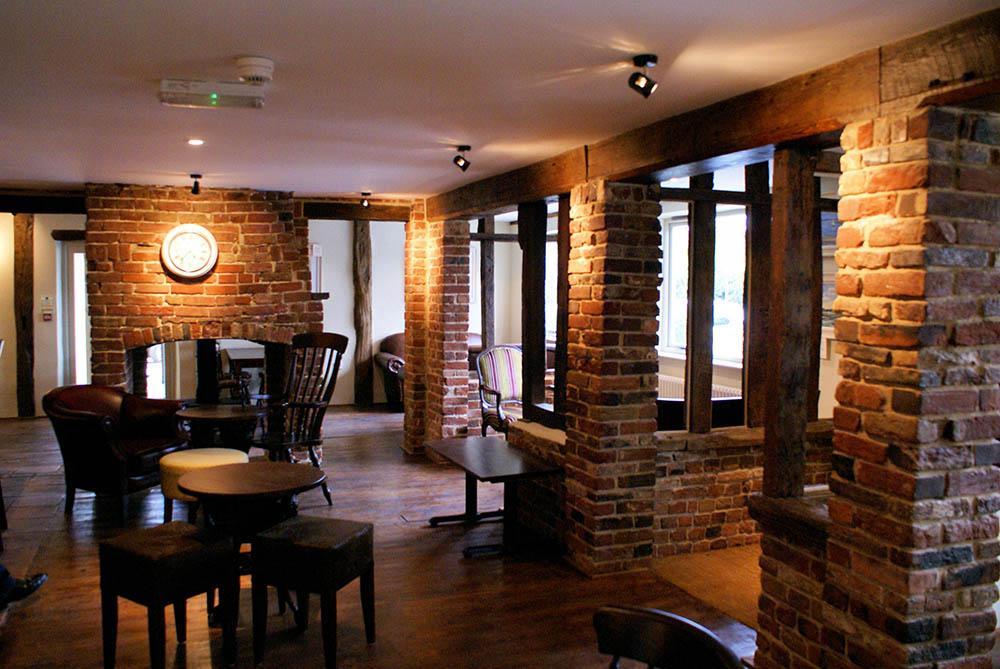 Parson Woodforde Pub Inside
