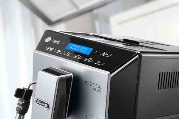 De'Longhi Eletta Plus Coffee Machine
