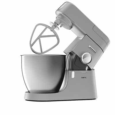 Kenwood BXX13995778 Chef XL KVL4100S Stand Mixer Silver Iron 0 1