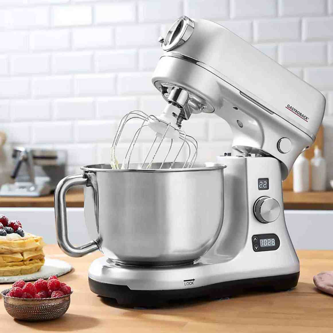 Gastroback Advanced Digital Stand Mixer
