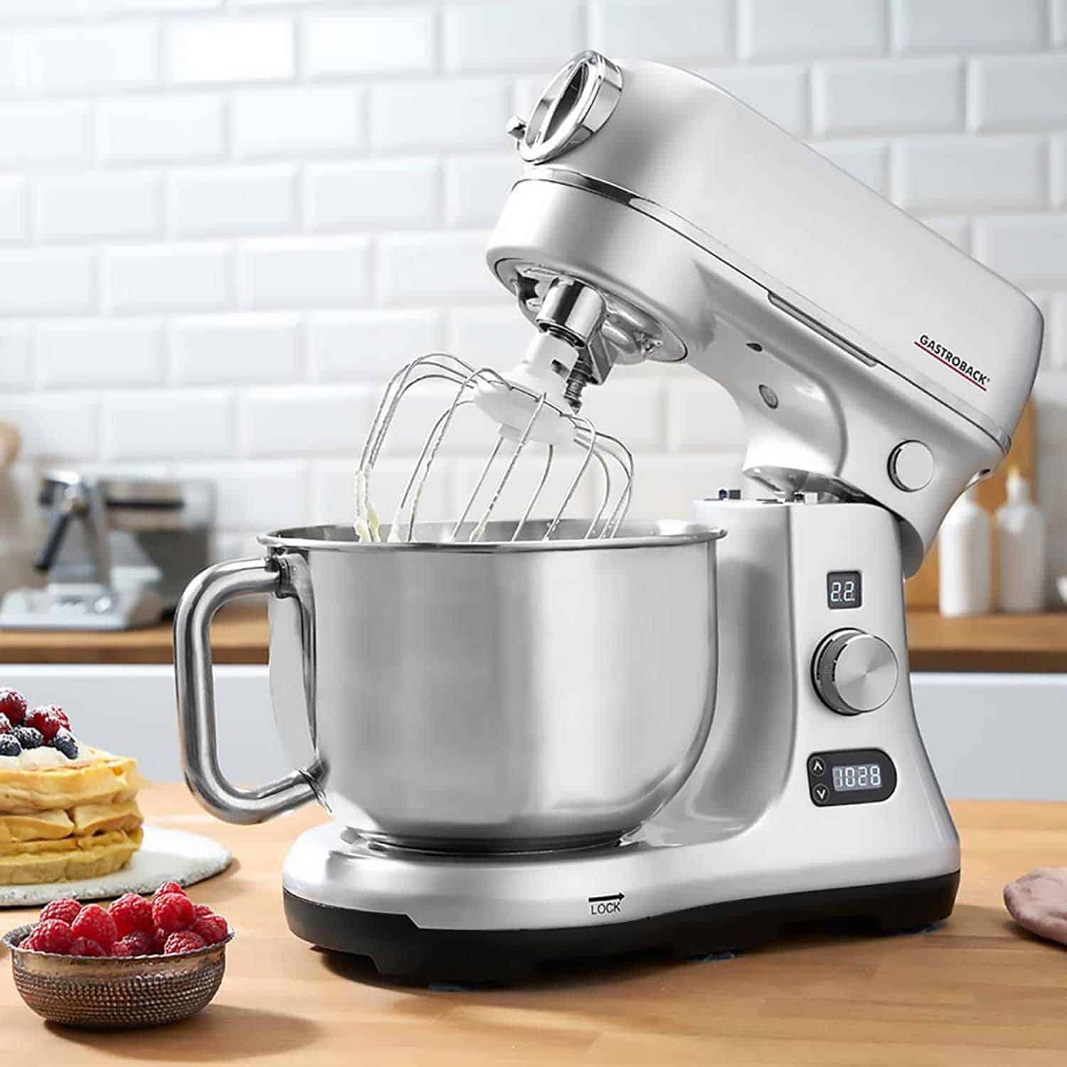 "Featured image for ""Gastroback Advanced Digital Stand Mixer"""