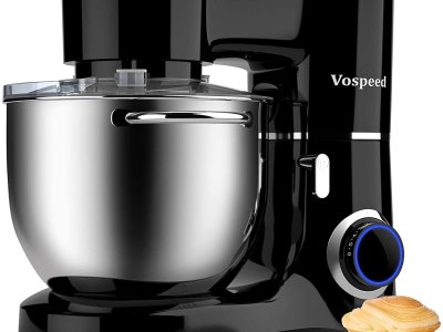 Vospeed Stand Mixer 1500W Black