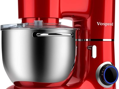 Vospeed Stand Mixer 1500W Red
