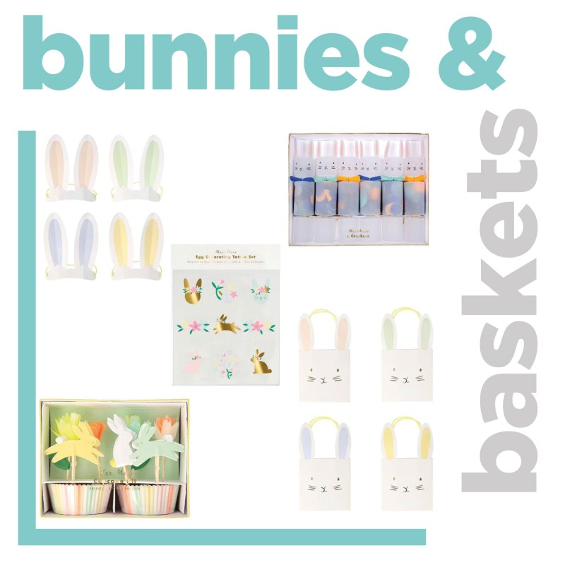 Bunnies & Baskets
