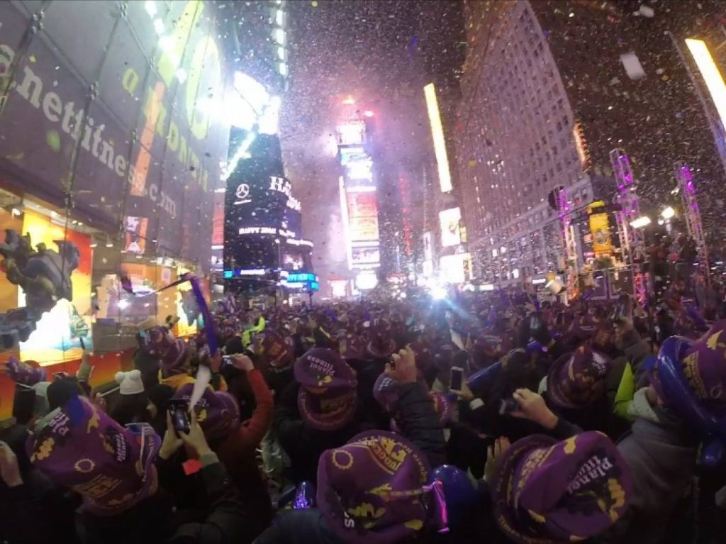 Is New Year's Eve in Times Square Worth It?