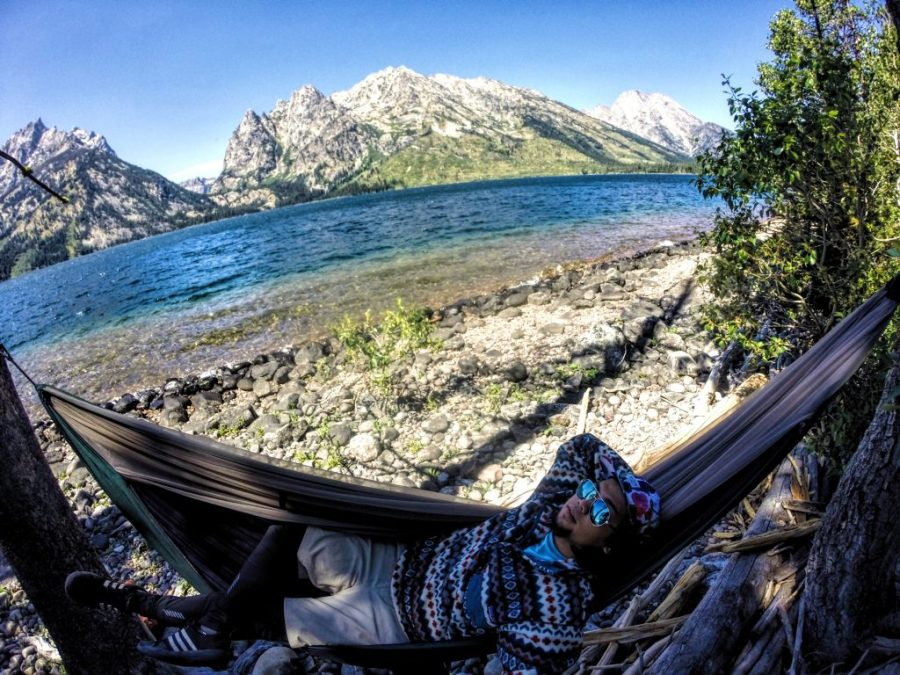grand teton hammock