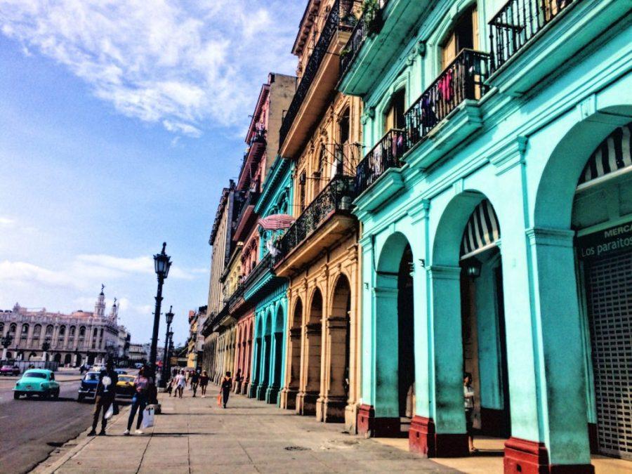 colors of havana cuba