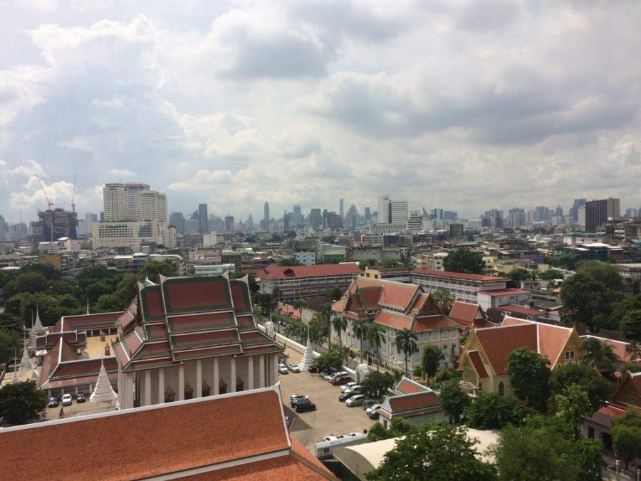 bangkok golden mount view