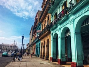 Havana colored arches