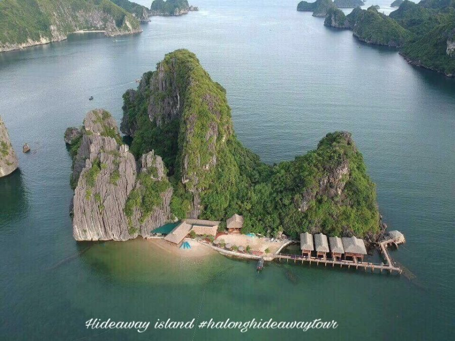 ha long hideaway tour