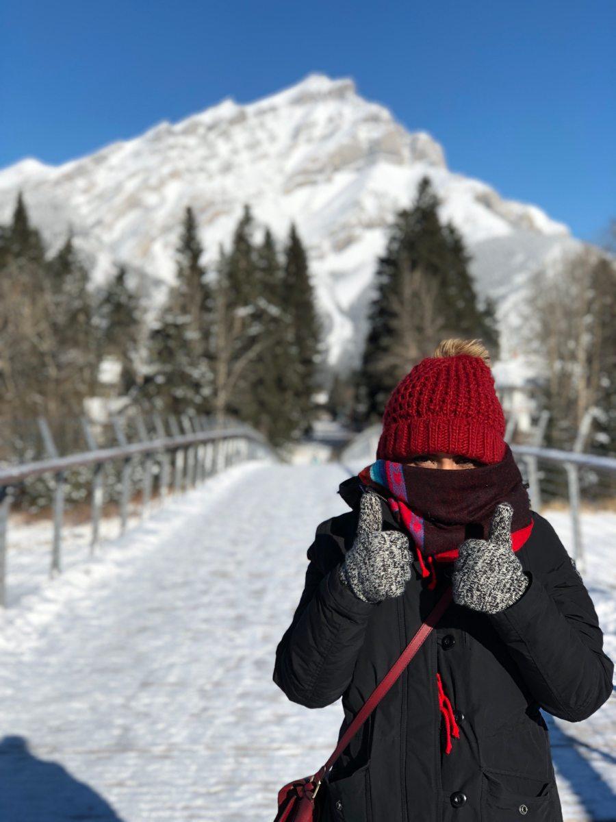 banff hiking trails