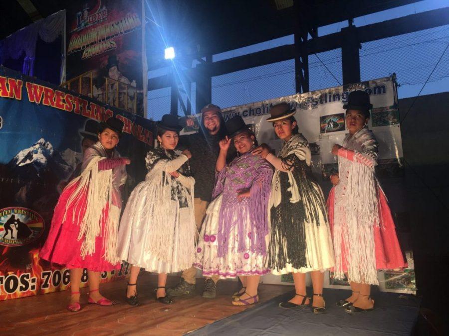 cholitas la paz wrestling