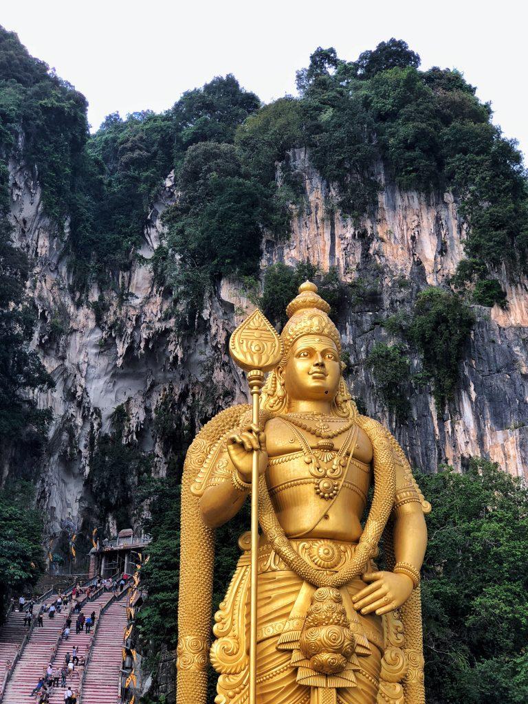 batu caves statue