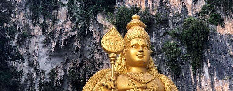 batu cave statue