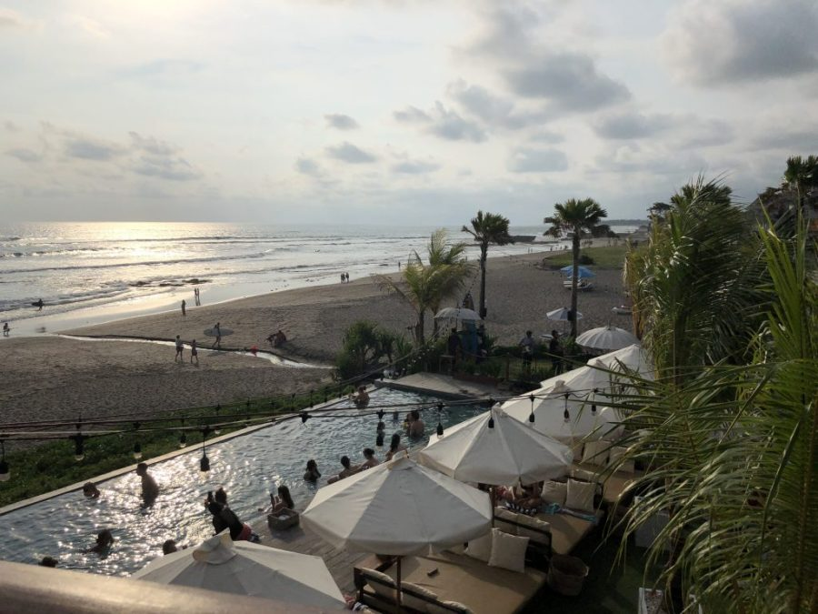 the lawn ocean view canggu