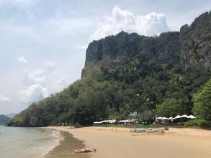 pai plong beach krabi