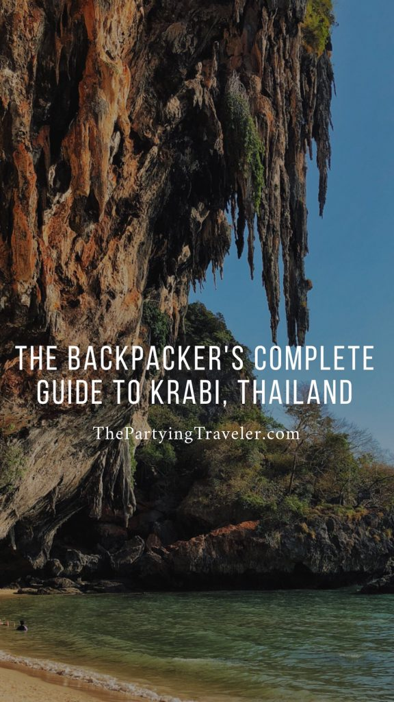guide to krabi thailand