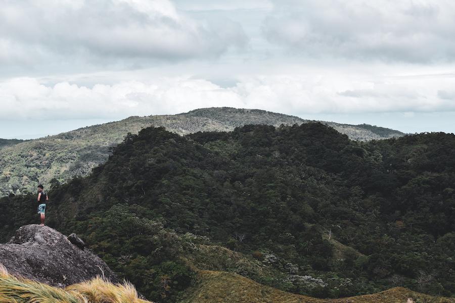 Mount Balinsayaw Philippines