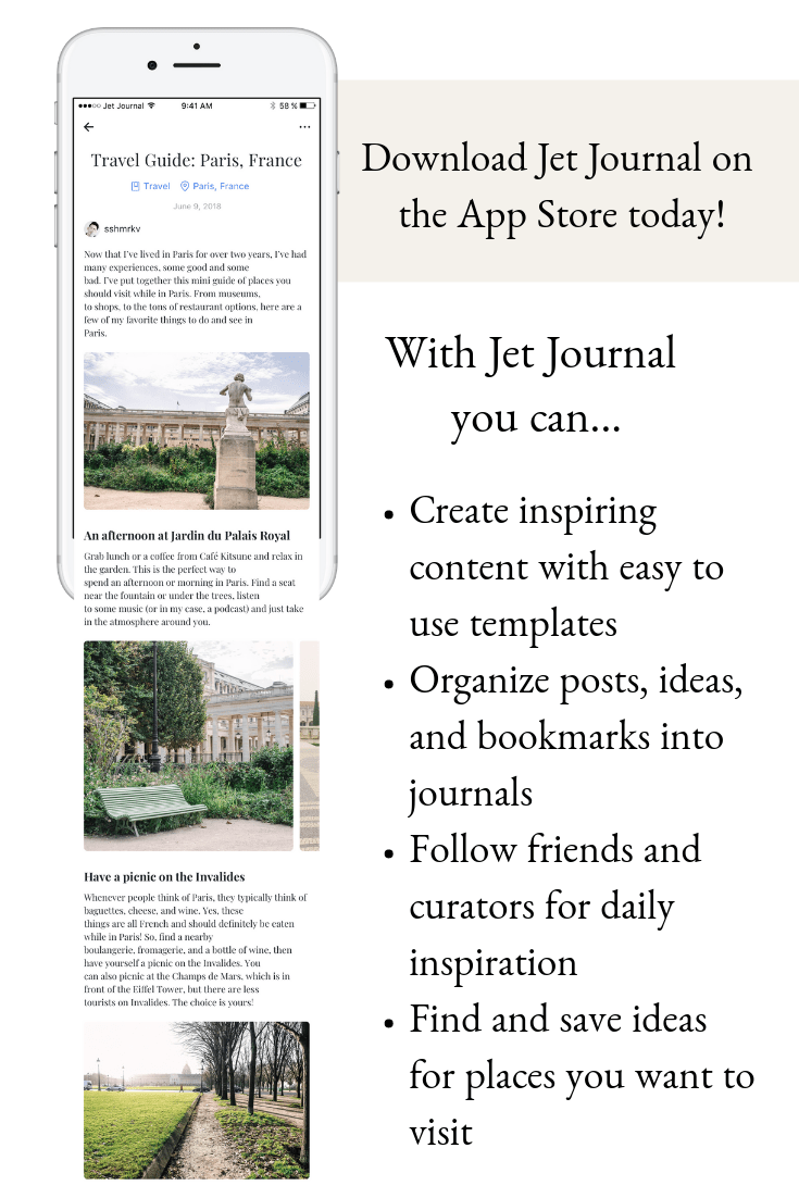 Jet Journal: A Revolutionary New Travel App | The Partying Traveler