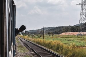 sri lanka train ride