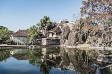 Anuradhapura Sri Lanka Isurumuniya
