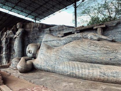 Val Gihara Sri Lanka Polonnaruwa