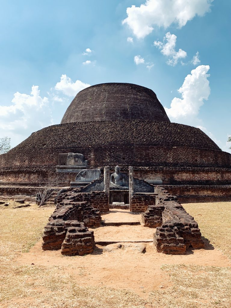Best Things To See In Polonnaruwa Sri Lanka
