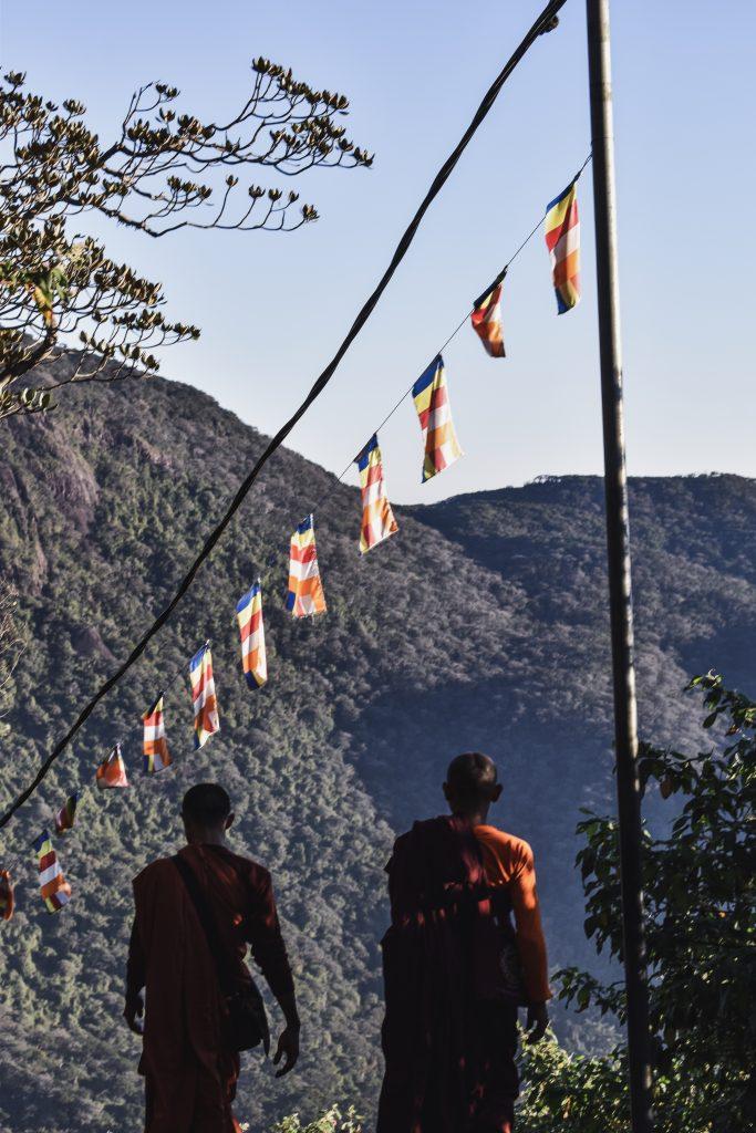 adams peak sri lanka sunrise hike