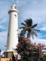 galle sri lanka lighthouse