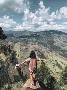 ella rock view sri lanka