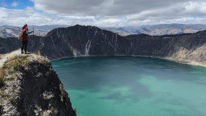 laguna del quilotoa ecuador
