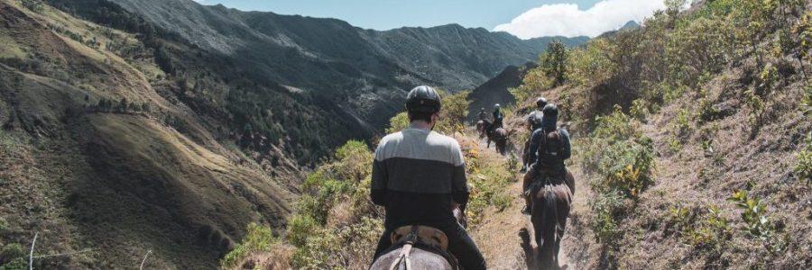 horseback riding vilcabamba