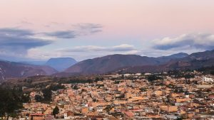 mirador de luya urco chachapoyas peru