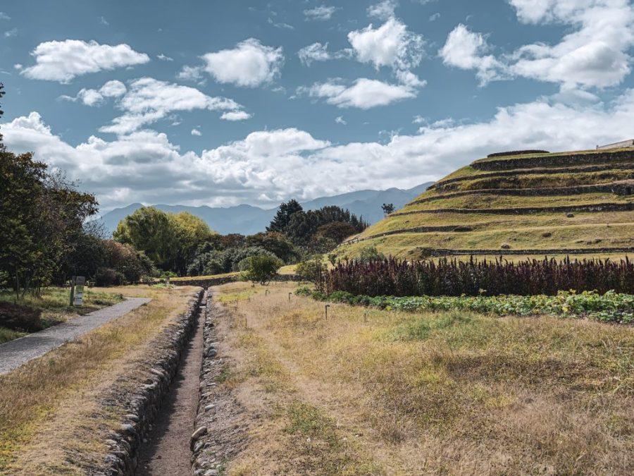 cuenca ecuador pumapungo ruins