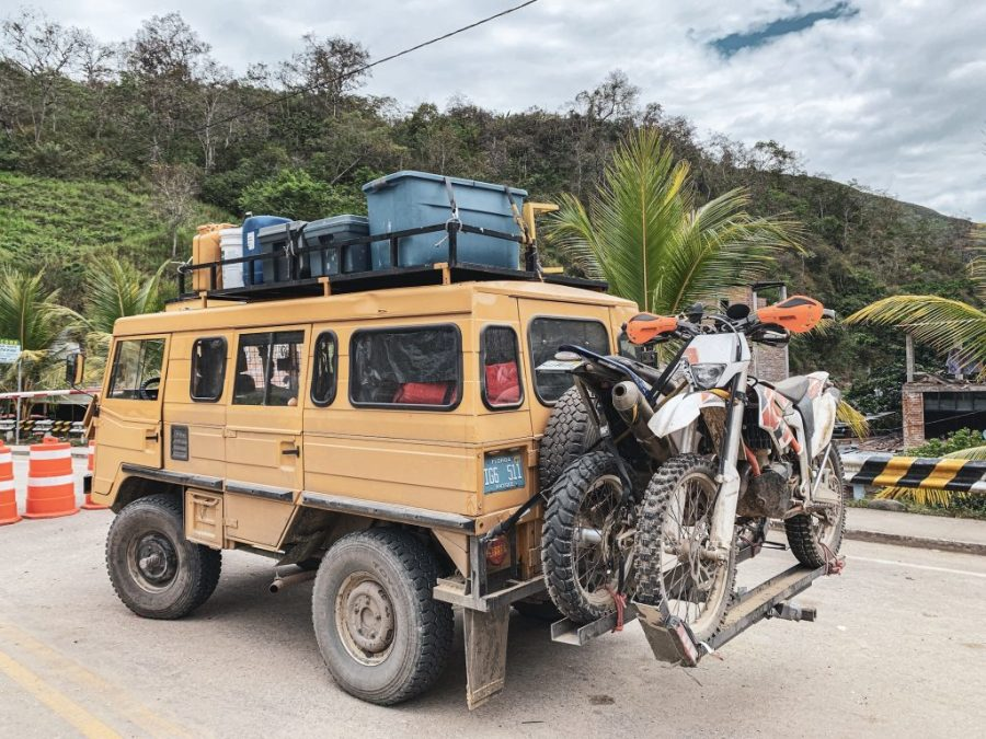 ecuador peru border crossing