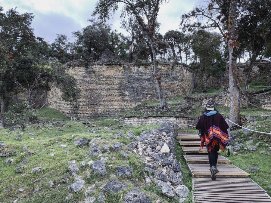 kuelap ruins chachapoyas peru