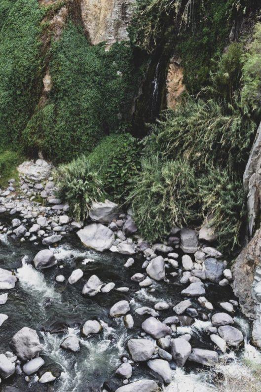guide to colca canyon trek