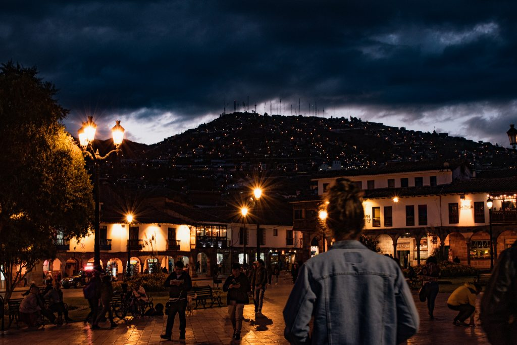 nightlife in cusco peru