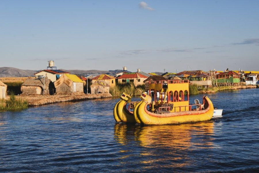 floating islands lake titicaca