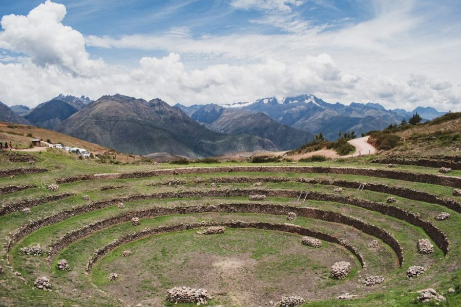 moray ruins cusco peru
