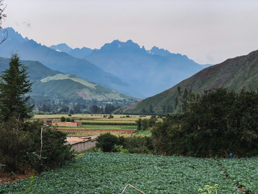 hike chinchero to urquillos cusco peru