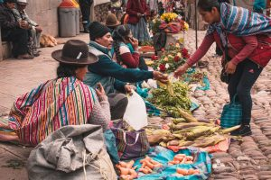 pisac peru sunday market