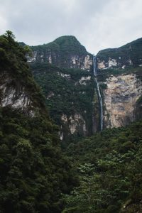 gocta waterfalls peru