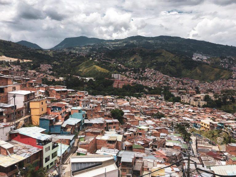 Comuna 13 Medellín Colombia