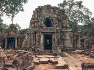 Siem Reap Cambodia Temples