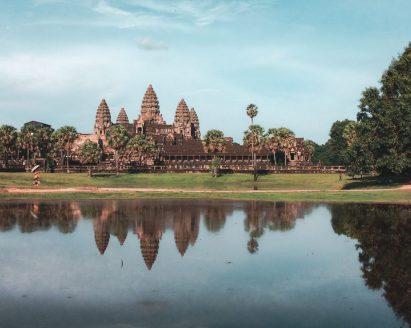 Siem Reap Cambodia Temples
