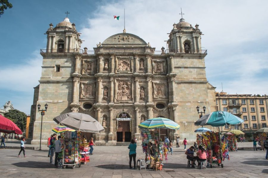 oaxaca city mexico travel guide