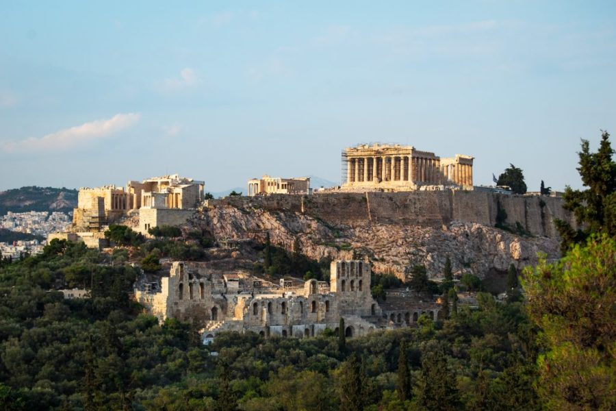athens greece backpackers guide