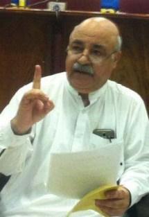 Dr. Said Alam Mehsud cp