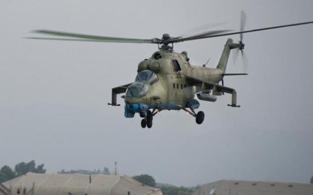 India-deliver-gunship-to-Afghanistan